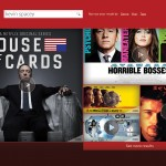 Redesigning Netflix – using the Phi spiral