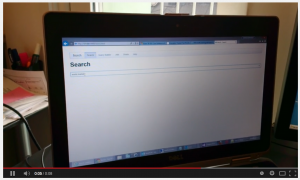 Video: Norch running on a Raspberry Pi
