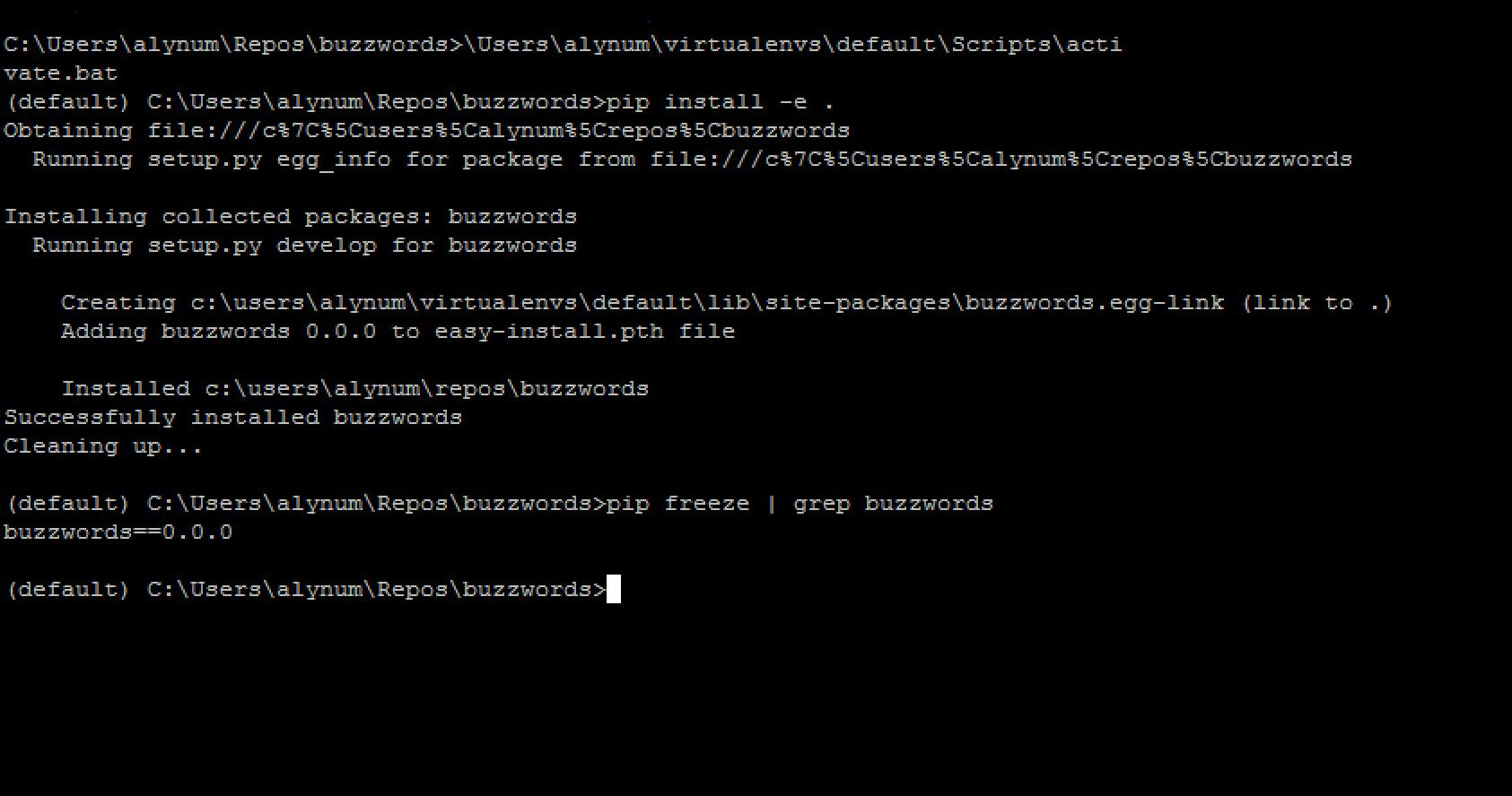 install jupyter notebook anaconda environment