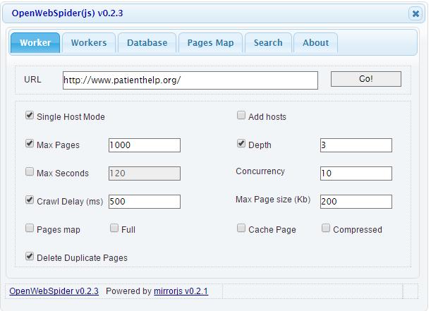 OpenSearchWeb
